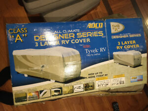 "ADCO RV Class ""C"" Designer Series  Tyvek 31 to 34 foot"