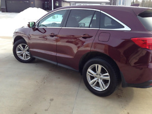 2013 Acura RDX w/Tech Package