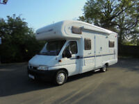 Auto Trail Cheyenne 630 S 4 Berth Low Mileage Motorhome For Sale