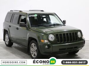 2008 Jeep Patriot Sport AUTO MAGS A/C GR ELECT CRUISE CONTROL