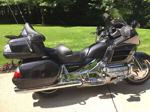 Goldwing one owner