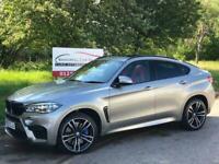 2017 BMW X6 M 4.4 BI TURBO AUTO XDRIVE + FULL SERVICE HISTORY + MEGA SPEC +