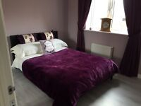 Double bedroom and own bathroom within family home