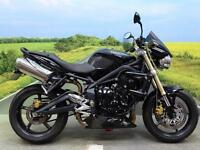 Triumph Street Triple 2007 **Nice mileage and excellent condition!**