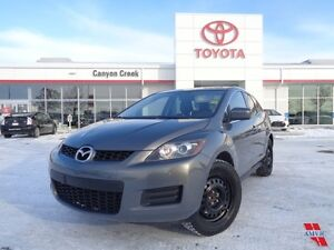 2009 Mazda CX 7 Grand Touring AWD 2 SETS OF RIMS AND TIRES