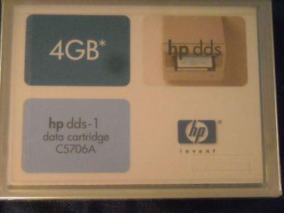 Hewlett-Packard C5706A -1PACK DDS1 DAT 4MM 9 4GB