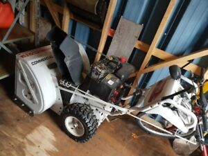 "13 hp/33"" Commercial Snowblower REDUCED"