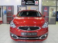 2017 MITSUBISHI MIRAGE 1.2 Juro 5dr CVT Auto