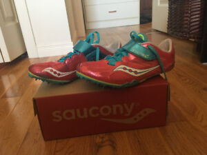 Saucony Women's Track Spikes (Spitfire 2)