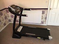 Roger Black Gold Medal Treadmill(335/9356) spare or repair