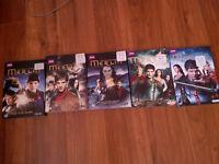 BBC's Merlin Complete Series