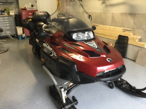 SKIDOO EXPÉDITION 600HD 2007, 16000km $3400.00