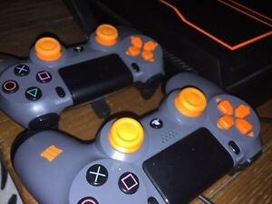 [Rare] 1TB limited edition BO3 PS4 - 2 controllers - 19 games Kitchener / Waterloo Kitchener Area image 4