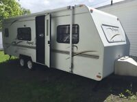 2002 25' Flagstaff Super-Lite by Forest River