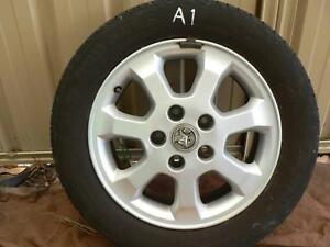 Holden Astra set of 4 195-60-15 rims and tyres Kelmscott Armadale Area Preview
