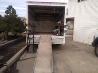 Mover with truck for anything your needs to move