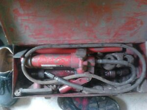 porta power 8500 psi