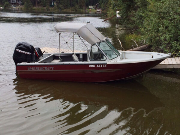 Harbercraft Boat For Sale Canada