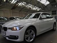 2012 BMW 3 Series 2.0 316d Sport Saloon 4dr Diesel Manual (119 g/km, 116 bhp)