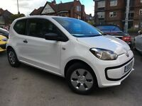 Volkswagen Up 1.0 TAKE UP 60PS (white) 2013