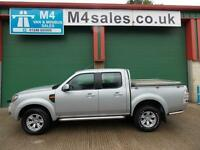 Ford Ranger XLT Double Cab 2.5 Tdci 4X4 1 Owner A/C Alloys