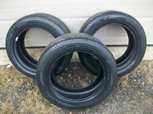 225 50 r16 Goodyear Assurance all season ONLY 3 of these