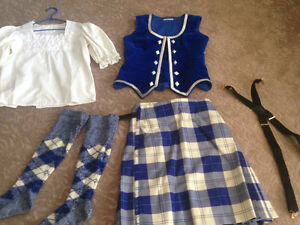 Scottish Highland Dance Outfit