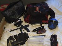 SELLING ALL PAINTBALL EQUITMENT