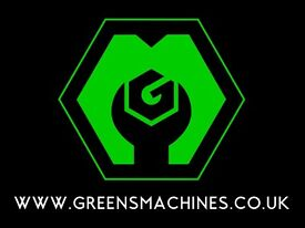 Garden machinery servicing and repairs