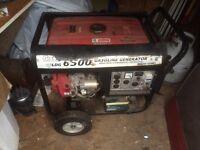 Generatrice 6500