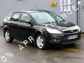 2008 FORD FOCUS 1.8 TDCi Style 5dr 2yrs interest free credit option
