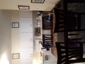 Large bright unfurnished room $850.00 all inclusive