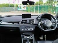 2017 Audi Q3 Audi Q3 2.0 TDI 184 Quattro Black Edition 5dr S Tronic 4WD Tech Pac