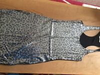 4 x dresses new look size 8