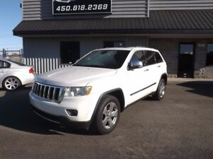 Jeep Grand Cherokee 4WD 4dr Limited NAV TOIT 2011