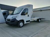 2020 Fiat Ducato 150bhp Recovery Truck Car Transporter Sleeper Pod