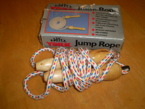 YORK SKIPPING ROPE