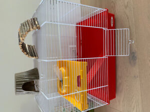 Hamster cage and so much more!