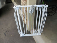 Summer Infant Sure and Secure Extra Tall Walk-Thru Gate x 2