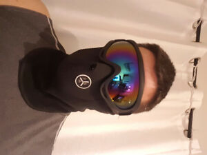 Brand new snowboard goggles and face mask