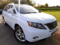 2011 Lexus RX 450h 3.5 SE I 5dr CVT Auto Rear Cam! Keyless! 5 door Estate