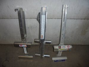 Commercial Grade Ladder Jacks x 2, Pro-Built, $100 for the Pair