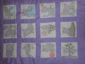 baby quilts Kawartha Lakes Peterborough Area image 1