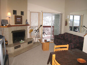Condo with panoramic views on Mont-Tremblant
