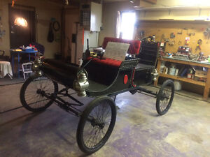 1901 Curved Dash Olds