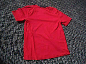 Boys Size 10 Red Short Sleeve T-Shirt Kingston Kingston Area image 2