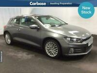 2015 Volkswagen Scirocco 1.4 TSI BlueMotion Tech 3dr COUPE Petrol Manual
