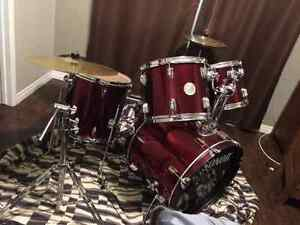 Sonor Force 505 complete kit!