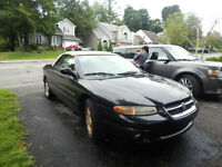 CHRYSLER SEBRING JXI  CONVERTIBLE   USA   130000KM     A-1