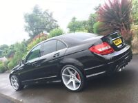 Mercedes c220 AMG sport - c63 rep- Finance available - Audi Volkswagen